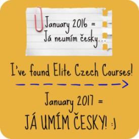 Czech? Let's do this! :) / Čeština? Pojďme do toho! :)